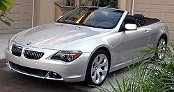 BMW 6 E64