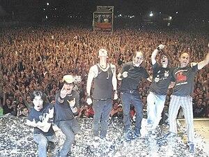 Brazilian rock - Capital Inicial.