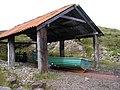 Boat shelter - geograph.org.uk - 526131.jpg