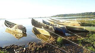 Fishing gear and methods used in Uganda