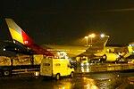 Boeing 777-200 (Asiana) HL8284 LHR (15545148051).jpg