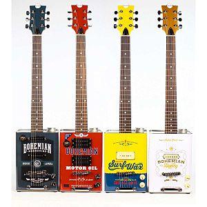 Bohemian Guitars - Boho Series Guitars