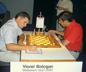 Victor Bologan - Bologan–Anand, Dortmund 2003