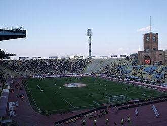 Stadio Renato Dall'Ara - Image: Bologna Stadio Renato Dall Ara