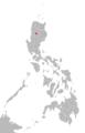 Bontok language map.png