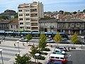 Bordeaux, Saint-Genès, tram arrêt Bergonié.jpeg
