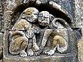 Borobudur - Lalitavistara - 071 W, The Bodhisattva meets with Arada Kalama (detail 2) (11249505306).jpg