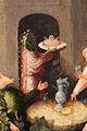 Bosch (o copia da), tentazioni di s. antonio, 1500 ca. 18 torta.JPG