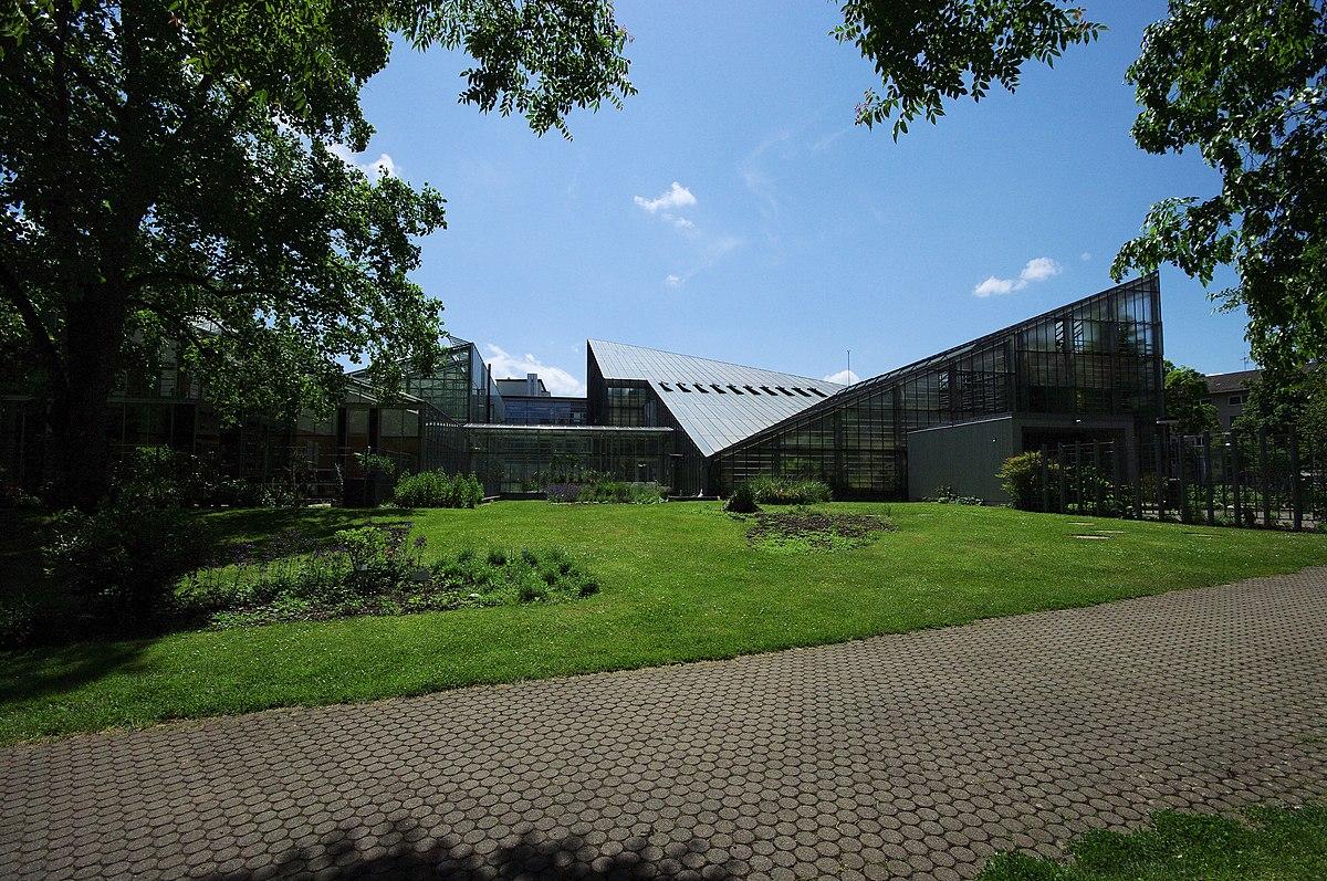 Jard n bot nico de la universidad de friburgo wikipedia for Jardin botanico de granada