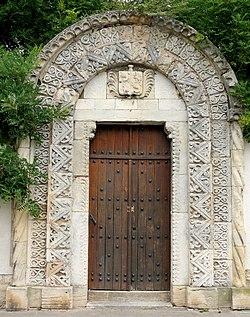 Bourges - Porte romane -928.jpg