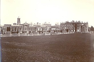 Henry Petty-Fitzmaurice, 5th Marquess of Lansdowne - Bowood House in 1905