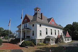 Boxborough, Massachusetts - Boxborough Town Hall