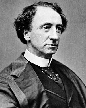 Minister of the Interior (Canada) - Image: Brady Handy John A Macdonald cropped