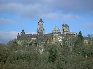 Braunfels - Schloss Braunfels