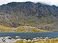 Breaking wavelets on Llyn Bochlwyd - geograph.org.uk - 1018752.jpg