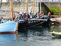 Brest2012-proues des coquillers de la rade de Brest.JPG