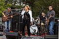 Brest - Fête de la musique 2012 - The Holy Sticks - 011.jpg