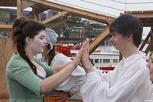 Brest 2012 la perouse comedien 80 samarkand.JPG