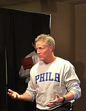 Brett Brown - Brown in 2015