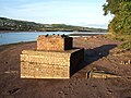 Brick structure beside the Teign estuary - geograph.org.uk - 546238.jpg