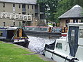 Bridge 98a, Sanitary Station Lancaster Canal 6930.JPG
