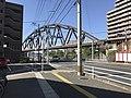 Bridge of Kashii Line on Japan National Route 495 3.jpg