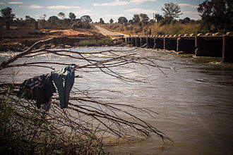 Lugenda River - Near Cassembe, EN-242
