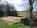 Bridge to Lower Radbourne Farm - geograph.org.uk - 148444.jpg
