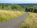 Bridleway, Donnington - geograph.org.uk - 936923.jpg