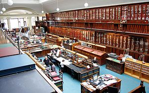 Print room - British Museum, Prints And Drawings Study Room