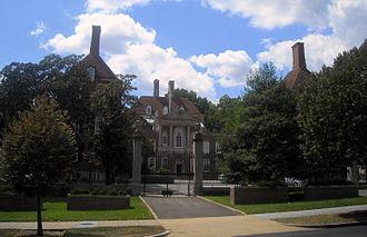 Embassy of the United Kingdom, Washington, D.C. - British Ambassador's Residence