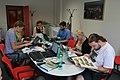 Brno, Wikivýstaviště 2018-05-13, encyklopedická práce (6310).jpg