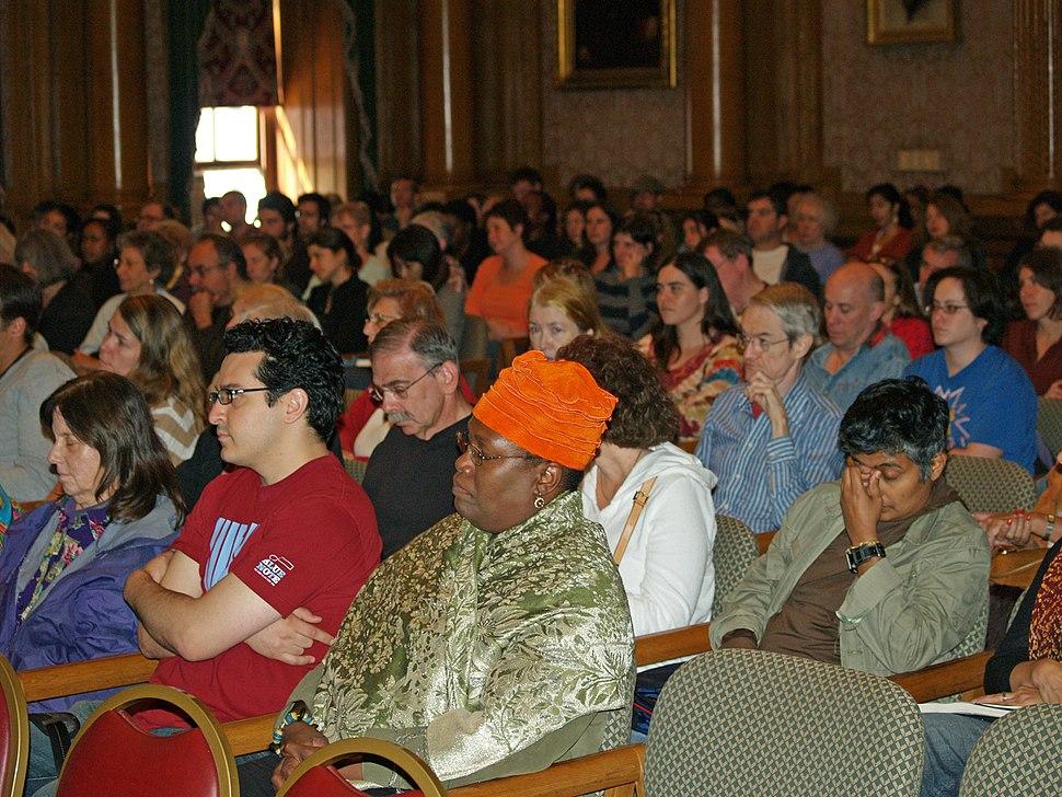 Brooklyn Book Festival crowd by David Shankbone