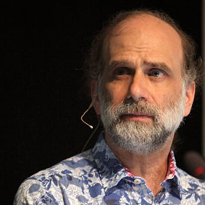 Bruce Schneier - Image: Bruce Schneier at Co PS2013 IMG 9174