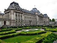 Bruxelles palais royal