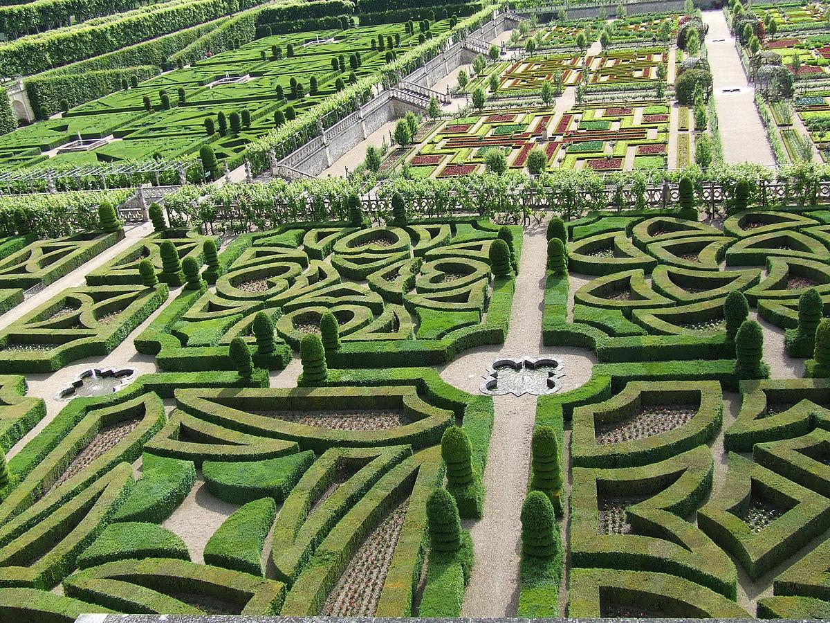 Jard n renacentista franc s wikipedia la enciclopedia libre - Immagini di giardini di villette ...
