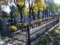 Bucuresti, Romania. Cimitirul Bellu Catolic. Unul din cele 7 morminte care fac minuni. Mormantul lui Fr. Egesius (4).jpg
