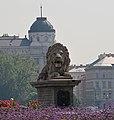 BudaPest - I leoni del Ponte delle Catene - panoramio.jpg