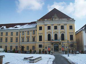 Court Theatre of Buda - Image: Budavar Varszinhaz