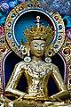 Buddha Amiyatus , Namdroling Monastry , Bylekuppe.jpg