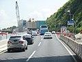 Bukbu Arterial Highway Demolishing Anti Tank Defense Facility in Seoul-Gyeonggi Border(Wangjagung Dir) 1.jpg