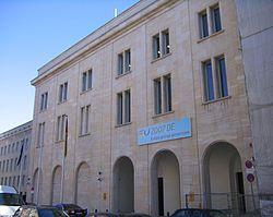 Bundessozialministerium, Haupteingang.jpg
