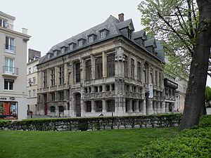 Roulland Le Roux - Image: Bureau des Finances. Rouen