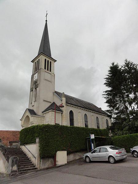 Bures (M-et-M) église