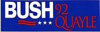 Bush Quayle 92 bumper sticker (3071481918).jpg
