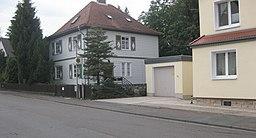 Friedrichstraße in Korbach