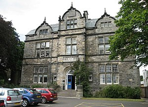 University of St Andrews School of Medicine - Bute Medical Building