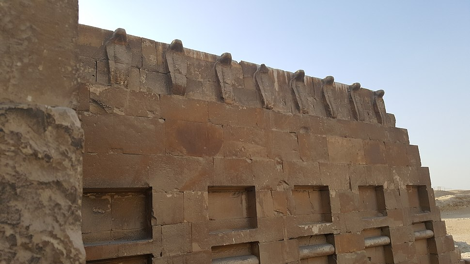 By ovedc - Step pyramid complex of Djoser - 23