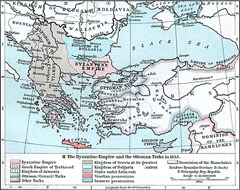 History Of The Balkans Wikipedia