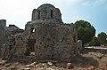 Byzantine era church inside the Alanya Castle.jpg